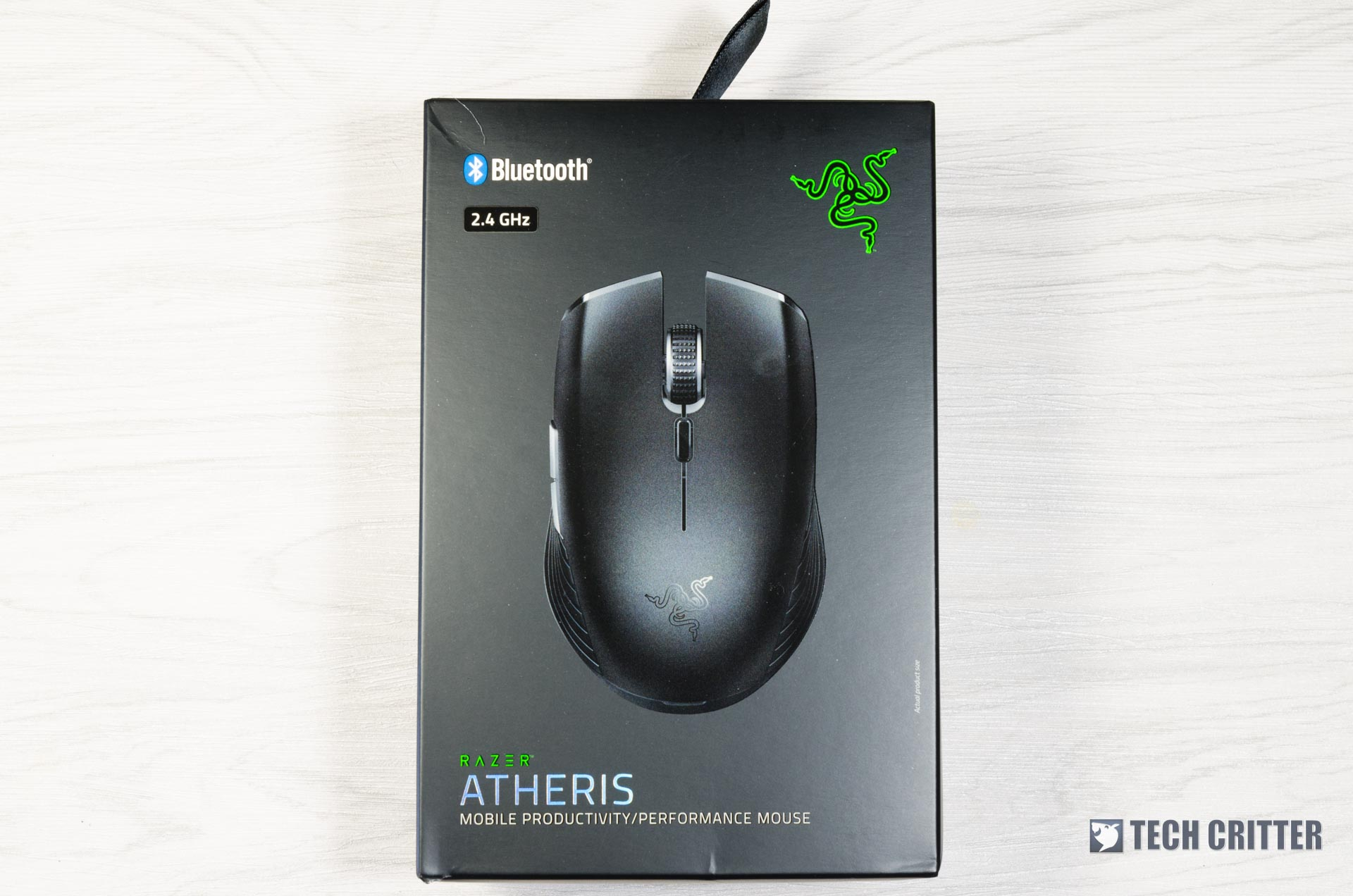Review - Razer Atheris Wireless Mouse: For Work & Play