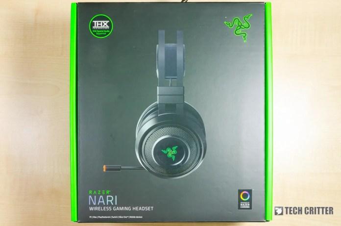 Unboxing & Review - Razer Nari Wireless Gaming Headset