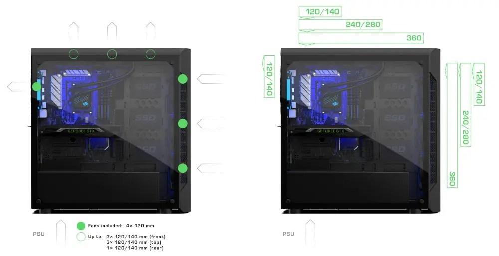 SilentiumPC Armis AR7X TG RGB (1)