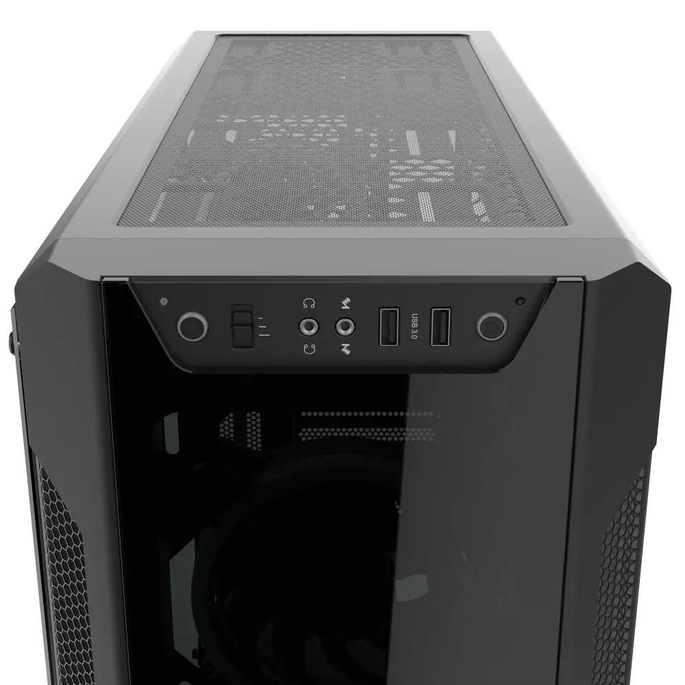 SilentiumPC Announces Armis AR7X TG RGB PC Chassis 2