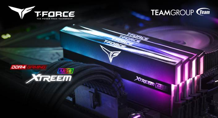 TEAMGROUP T-FORCE XTREEM ARGB DDR4 Memory (1)