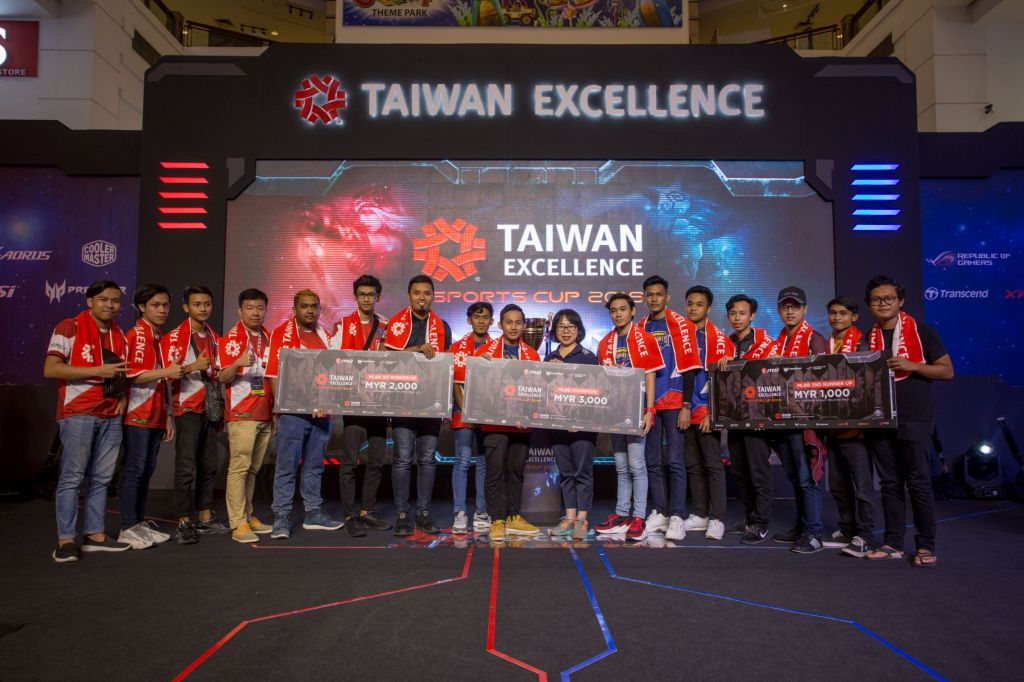 Taiwan Excellence Esports Cup 2019 Grand Finale Concluded 21
