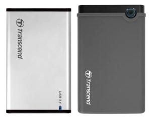 Transcend 2.5-inch SSD HDD Enclosure Kit UASP StoreJet 25S3 25CK3