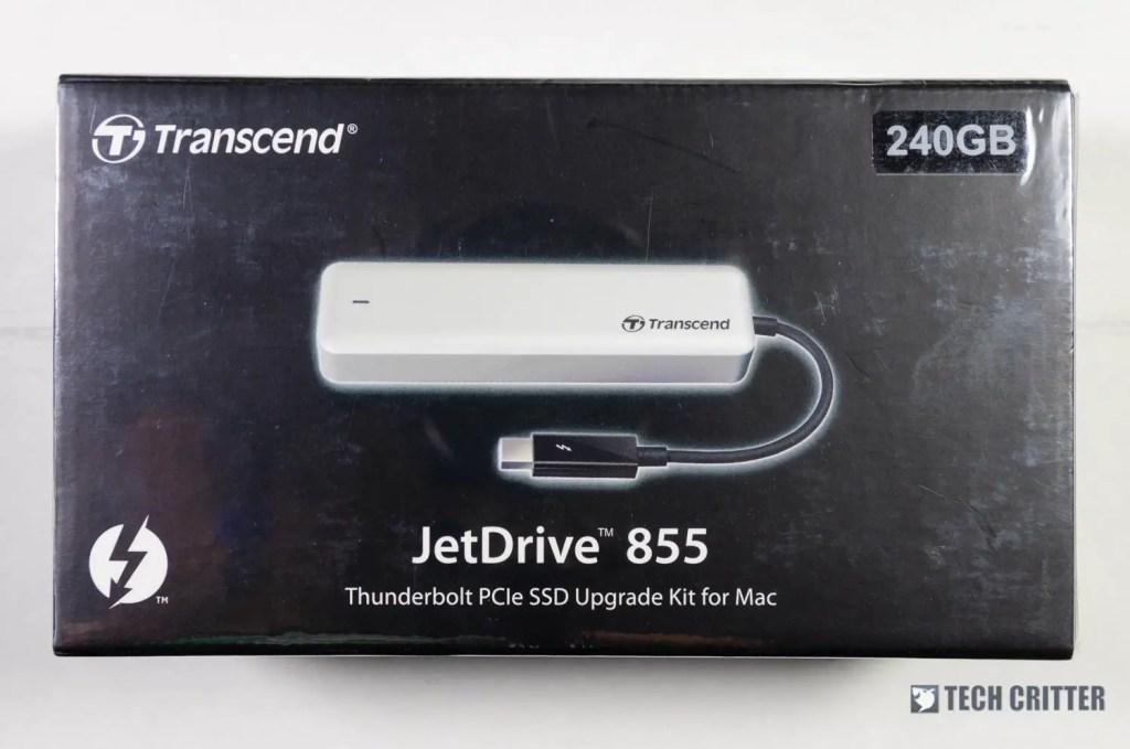 Transcend JetDrive 850 JetDrive 855