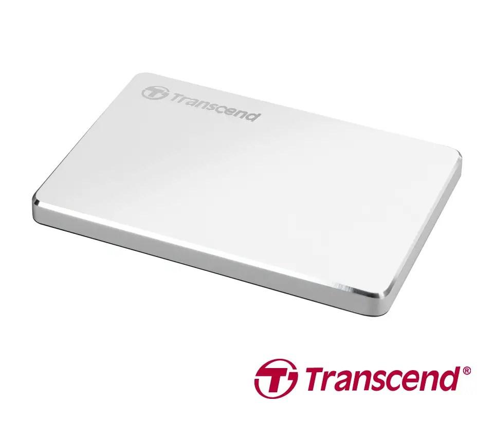 Transcend StoreJet SJ25C3S (1)