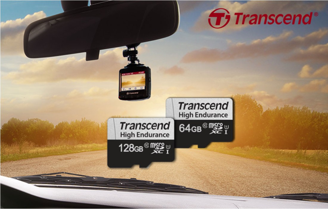 Transcend microSDXC 350V Featured