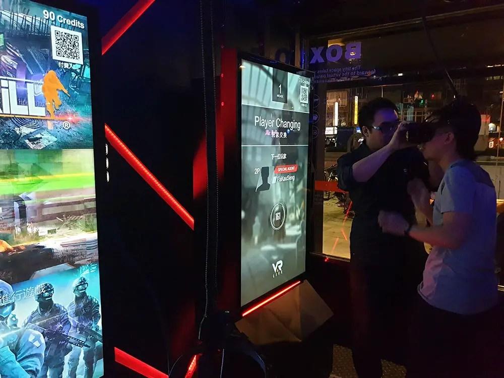 BOX Taipei launched world's 1st VAR BOX theme dining pub