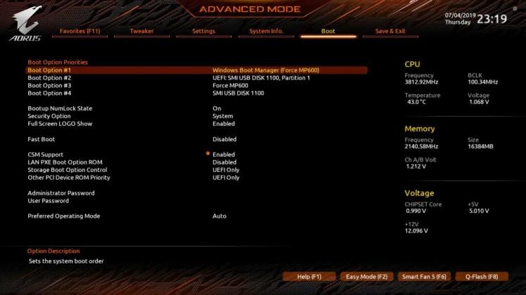 X570 AORUS Master BIOS (11)