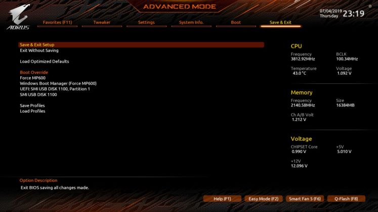 X570 AORUS Master BIOS (12)