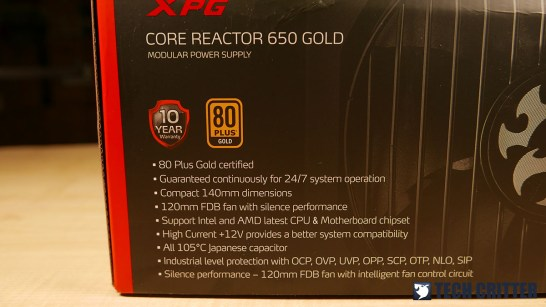 XPG CORE REACTOR 650 GOLD (3)