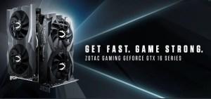 ZOTAC Gaming GeForce GTX 1660 AMP
