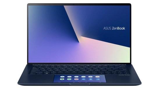 ZenBook 13_UX334_NanoEdge display_Frameless bezel