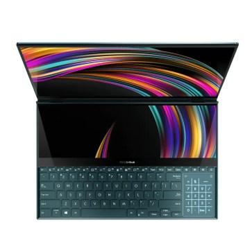 ZenBook Pro 15_UX581_Product photo_ScreenPad Plus 02