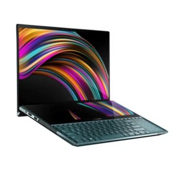 ZenBook Pro 15_UX581_Product photo_ScreenPad Plus 03
