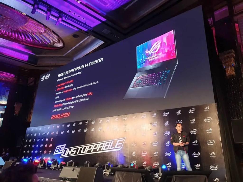 ROG Malaysia Announces ROG Mothership, Glacier Blue Colour and new Laptop & Desktop Lineup 6