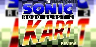 Sonic Robo Blast Kart 2 Review