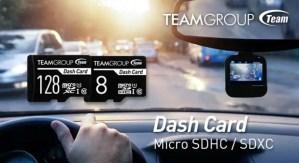 teamgroup dash card dash cam memory card micro sdhc sdxc featured