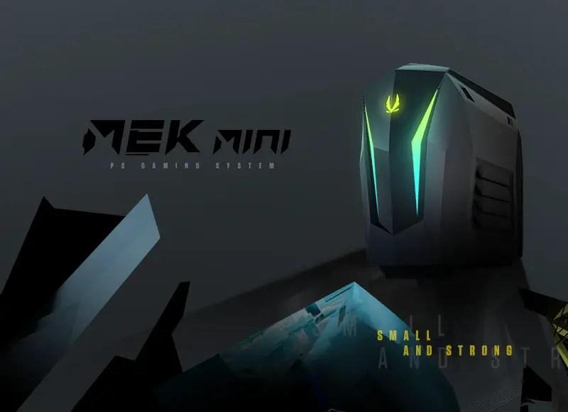 zotac gaming mek mini CES 2019
