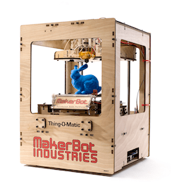 makerbot 5 Technology Trends for This Decade