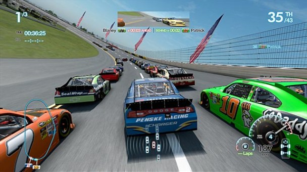 NASCAR The Game: Inside Line Review