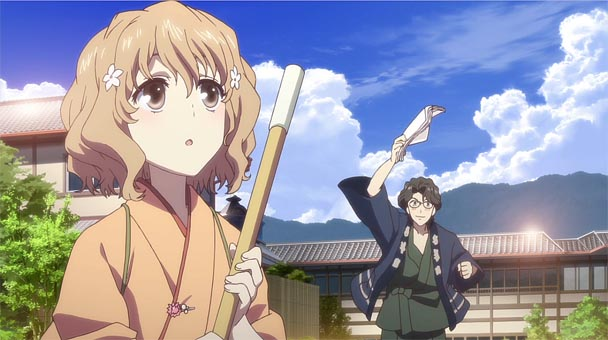 Hanasaku Iroha Blossoms for Tomorrow (3)