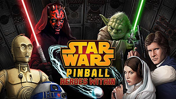 Pinball FX2 – Star Wars Pinball Heroes Within Pack  (1)