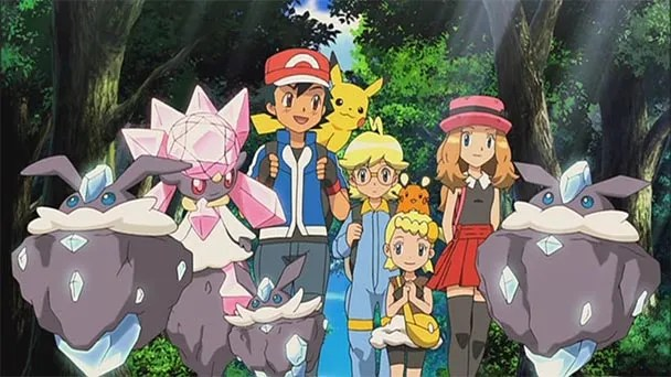Diancie and the Cocoon of Destruction (1)