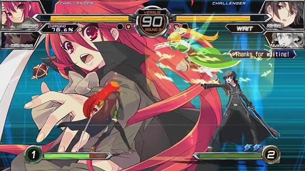 Dengeki Bunko Fighting Climax (4)