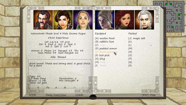 Swords and Sorcery - Underworld (3)