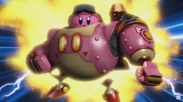 Kirby Planet Robobot6
