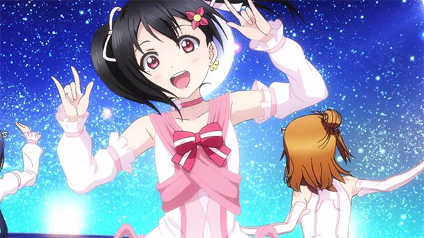 Love Live The School Idol Movie (2)