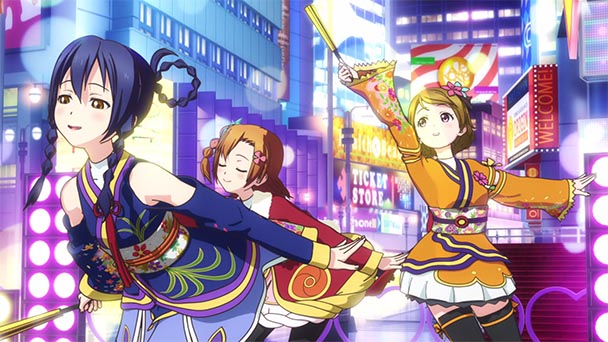 Love Live The School Idol Movie (5)