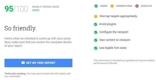 اختبر مدى توافق موقعك على الهواتف وسرعته مع هذه الأداة الجديدة من جوجل