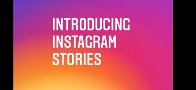 تطبيق إنستجرام يسمح بإضافة الصور القديمة إلى القصص