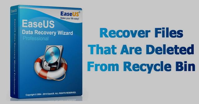 كيفية إستعادة الملفات المحذوفة نهائياً من الويندوز