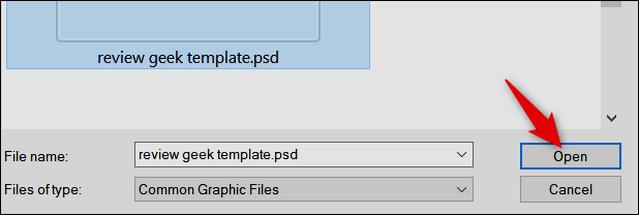 كيفية فتح أو تحويل ملف PSD إذا لم يكن لديك برنامج فوتوشوب