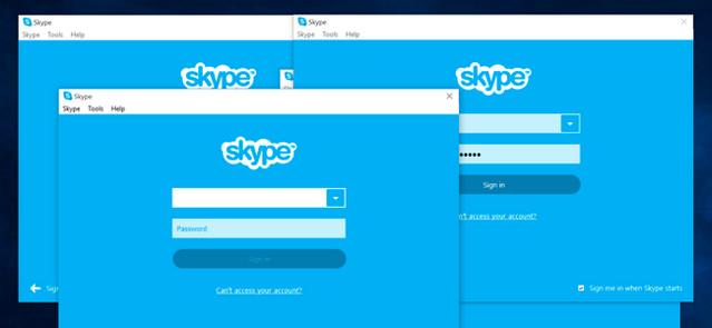 كيفية استخدام حسابات سكايب Skype متعددة في اندرويد خطوة بخطوة قاعة التقنية شروحات واخبار ونصائح تقنية