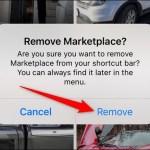 كيفية إزالة الإشعارات المزعجة من شريط اختصار تطبيق فيسبوك على الهواتف الذكية