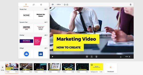 كيفية إنشاء مقاطع فيديو عالية الجودة باستخدام FlexClip في 4 خطوات سهلة