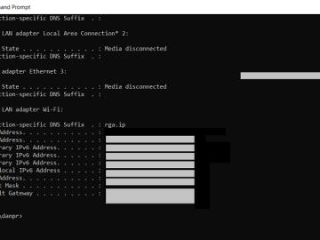 كيفية معرفة عنوان IP الخاص بجهازك على ويندوز 10 بطريقتين