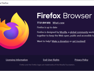 فايرفوكس 77 : تحميل وتعرف علي المميزات الجديدة
