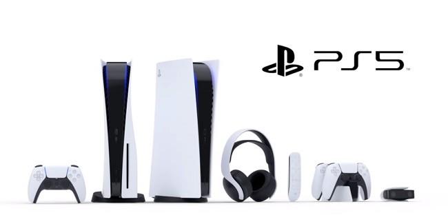 الكشف عن بلايستيشن PlayStation 5 - إليك كيف يبدو والملحقات الخاصة به