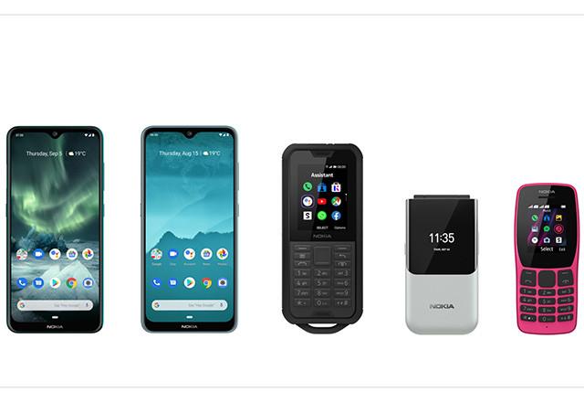 IFA 2019: Novi Nokia telefoni 2019