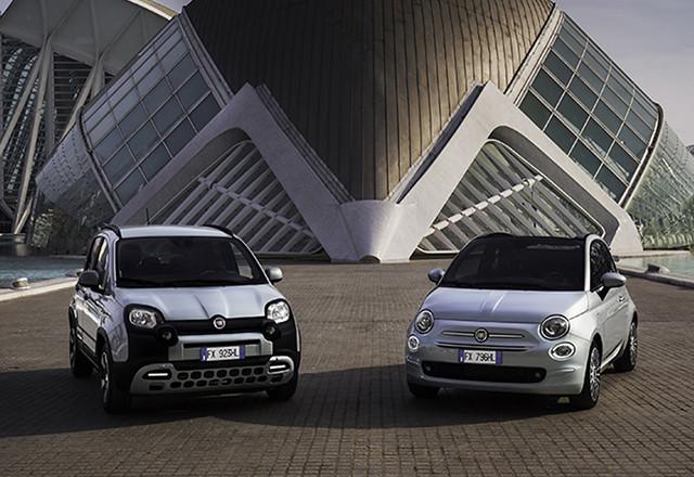 Fiat 500 i Fiat Panda Hybrid, Hibrid za FIAT
