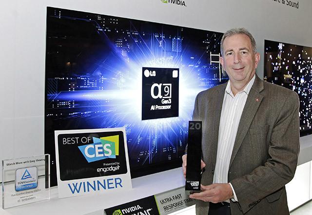 CES 2020: LG osvojio rekordni broj nagrada na CES sajmu 2020