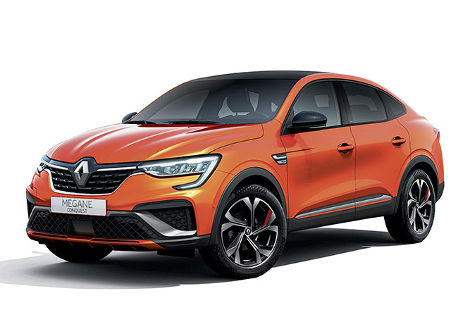 Otkrivamo: Renault Megane Conquest