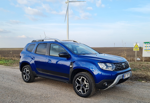 TEST: Dacia Duster Proud 1.3 Tce 130 FAP – Lux u nižoj klasi