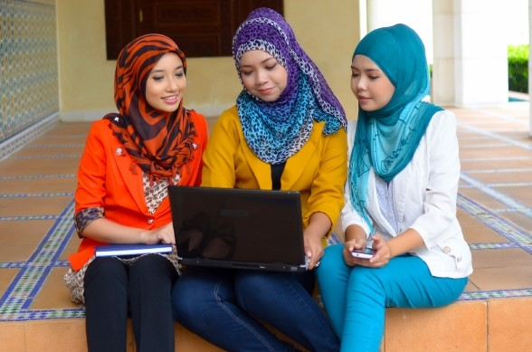 muslim women in tech grace witter