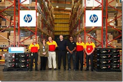 HP-DHL