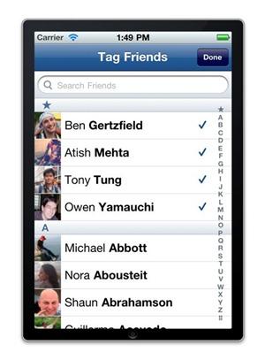 facebook-iphone